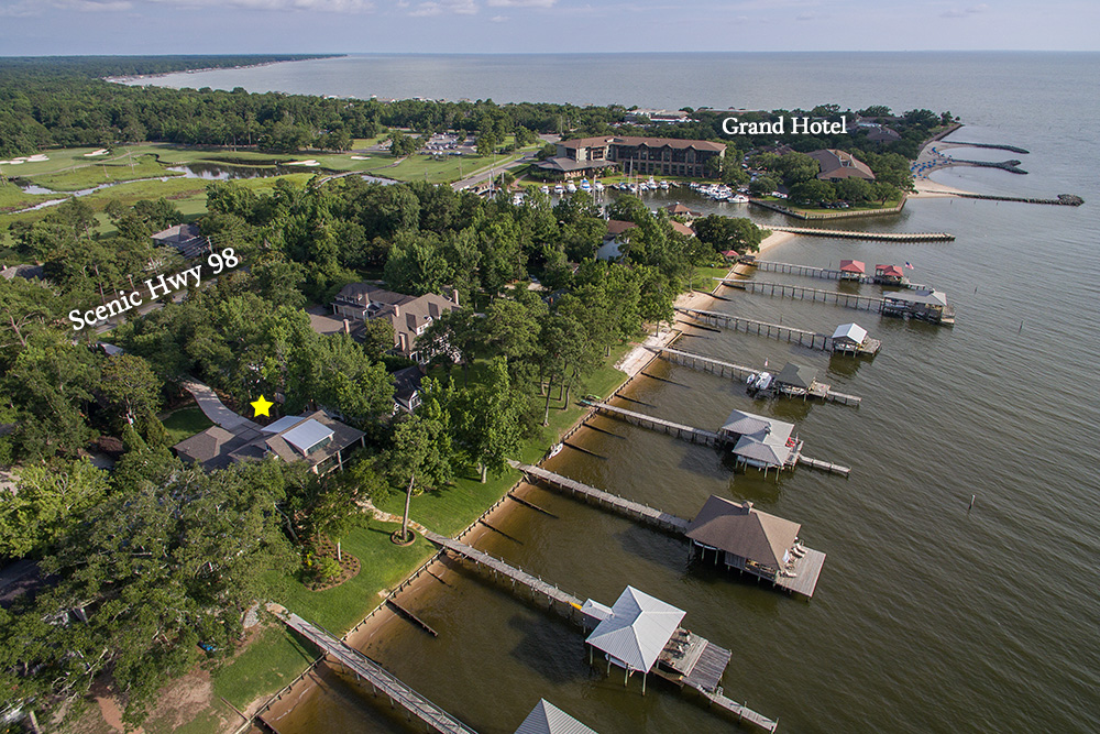 fairhope aerial photographer