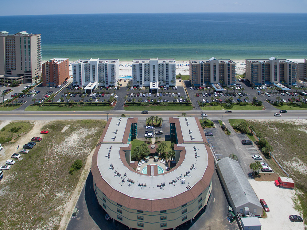 gulf shores aerial photos photographer